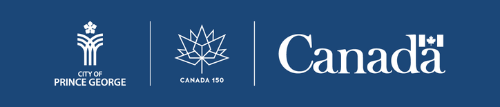 City of Prince George Canada 150 Banner