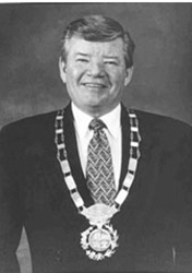 Prince George Mayor Colin Kinsley 1997-2008
