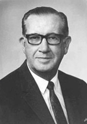 Prince George Mayor Gordon D. Bryant 1954-1955