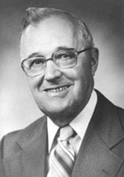 Prince George Mayor Harold Moffat 1970-1979