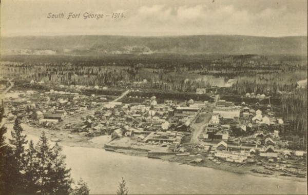 South Fort George in 1914