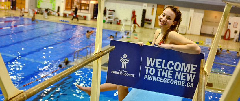 Welcome to the P.G. Aquatic Centre and Four Seasons Leisure Pool